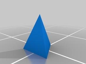 Trigonal Pyramid