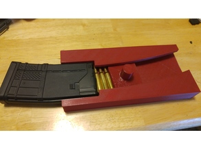 Magazine speed loader