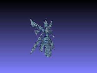 Ice fairy Fantasy