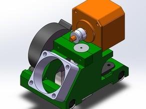 Replicator 2X J-Head/E3D/[3D CAM] Carriage Assembly