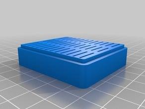 Micro SD Card Storage Box