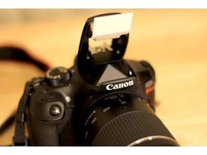 Canon EOS Rebel Flash Diffuser