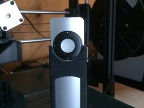 Apple TV remote holder
