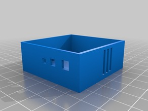 Test box - Wall Thickness