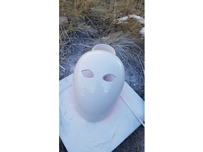 Hei's Mask (Darker than Black Cosplay)