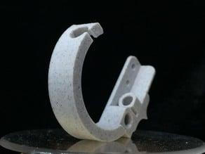 Mosaic Palette 2 Tube/Flex filament Holder for Craftbot