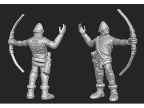 Miniature - Human Archer 1 (2017)