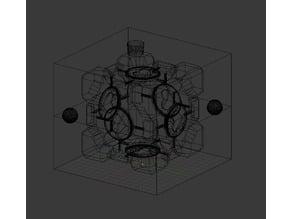 Portal Cube Mold
