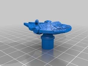 Millenium Falcon Extruder Knob for CR-10