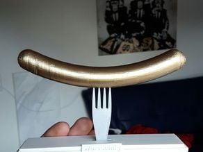 Sausage trophy
