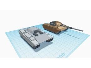 WW2 British tanks