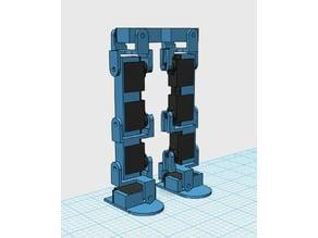 Biped Robot Legs