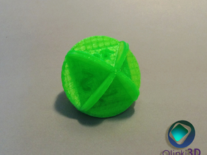 A different d8 Dice