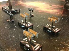 BFF-1 Armada scale