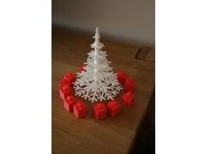 Mini Presents for Christmas Tree
