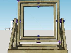 Rotational Casting Machine (RotoCast)