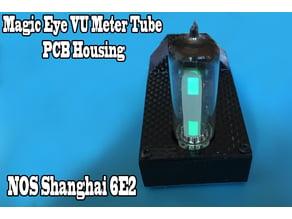 Magic Eye VU Tube Indicator PCB Housing