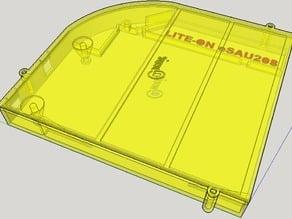 LiteOn eSAU208 ODD Enclosure