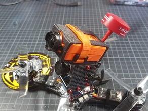 Diatone Crusader 30° HD Cam Mount for RunCam 2