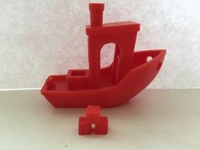 #3D Benchy cargo