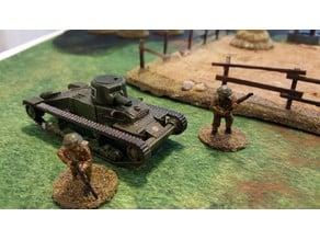 Matilda A-11 tank 28mm