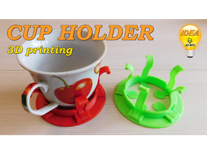 CUP HOLDER