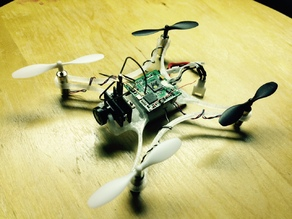 FireFly Nano QuadCopter FPV