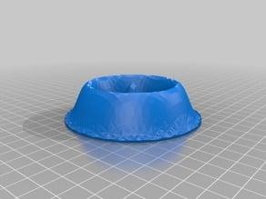 Small Dog Bowl - Slow Feeder Insert -100mm Dia. x 24mm High