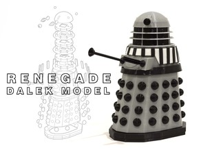Renegade Dalek Kit