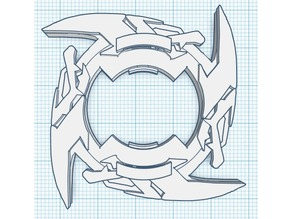 Beyblade Dragoon S Attack ring