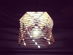 Helix Lamp Shade