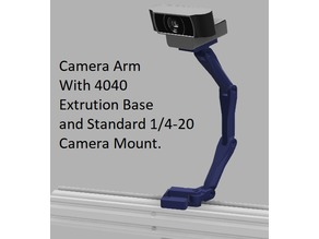 Camera Arm - Standard Tripod Mount