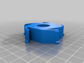 16mm tubing to 54mm diameter Spool Hub Adapter