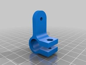 Atlas 3D laser mount for 12mm barrel lasers