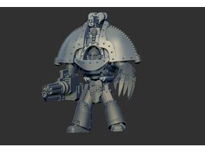 Cronusine Pattern Terminator Builder