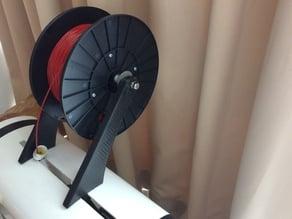 Robo3D top mount offset spool holder