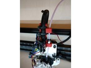 d-bot Titan Aero print carriage tube holder