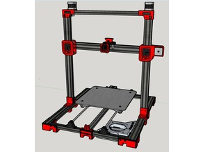 Printer 3D P3D