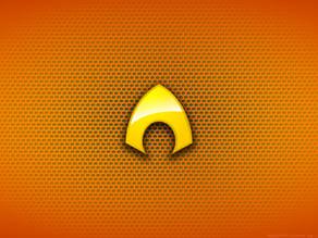 Aqua man Logo