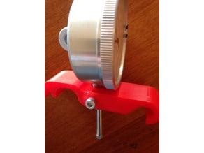Replicator 2 Dial Indicator Holder
