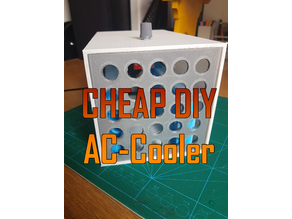 AC Cooler DIY