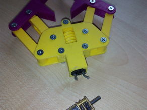 Pinza para robot, Robot clamp