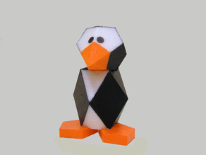 Polyhedral Penguin