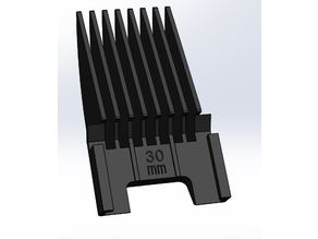 Moser 1881-7170 Attachment Comb