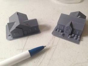 Houses N Scale