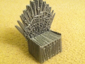 Approximation of an iron throne_revA