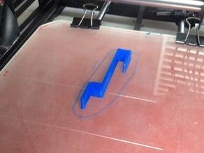 Toyota Echo Floor Mat Clip