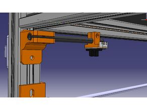 Optical Sensor Mount (Hypercube Evolution) 3030