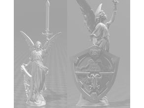 Angelus Imperatoria WH40k - Statue