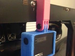 Makerbot GoPro Mount